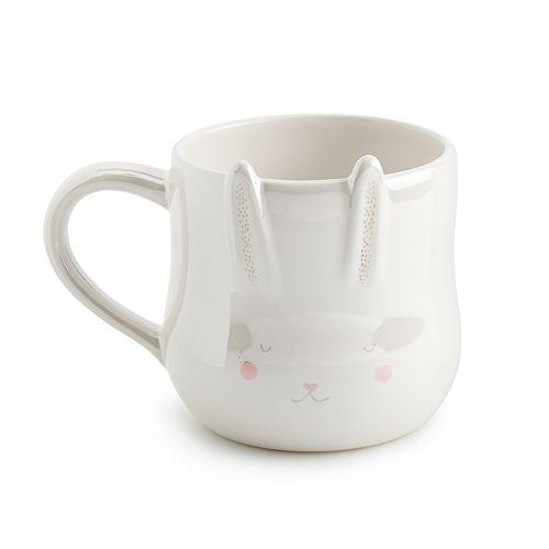 LC Lauren Conrad Bunny Mug