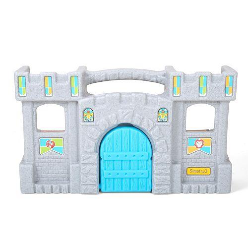Simplay3 Carry & Go Castle