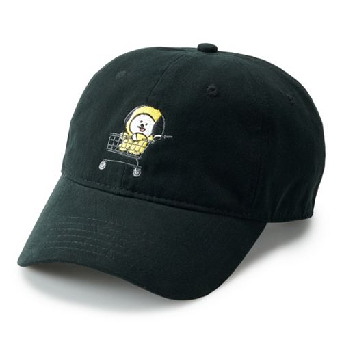 Women's BT21 Embroidered CHIMMY Character Baseball Cap
