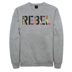 Men's Star Wars The Rise of Skywalker Rebel Sweatshirt
