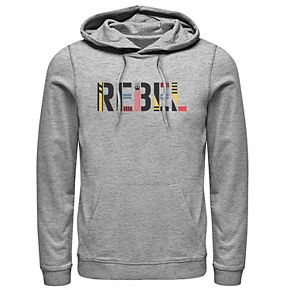 Men's Star Wars The Rise of Skywalker Rebel Pullover Hoodie