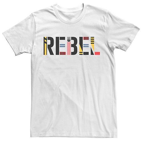 Men's Star Wars The Rise of Skywalker Rebel Tee