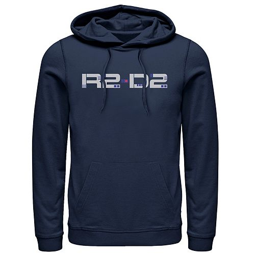 Men's Star Wars The Rise of Skywalker R2-D2 Pullover Hoodie