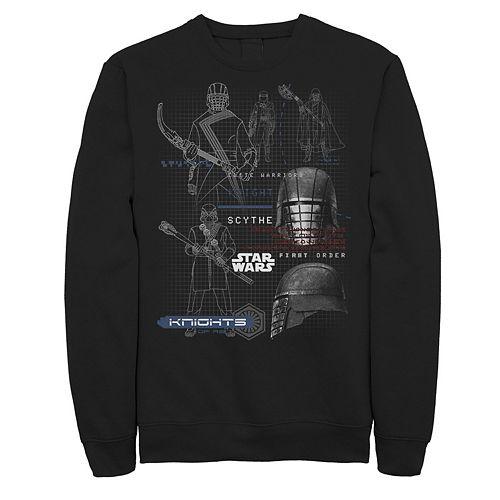 Men's Star Wars The Rise of Skywalker Knights of Ren Sweatshirt