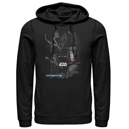 Men's Star Wars The Rise of Skywalker Knights of Ren Pullover Hoodie