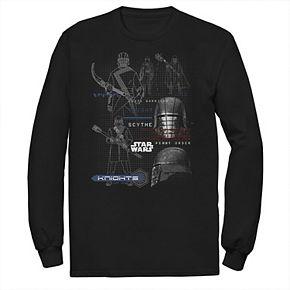 Men's Star Wars The Rise of Skywalker Knights of Ren Tee