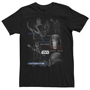 Men's Star Wars The Rise of Skywalker Knights of Ren Tee