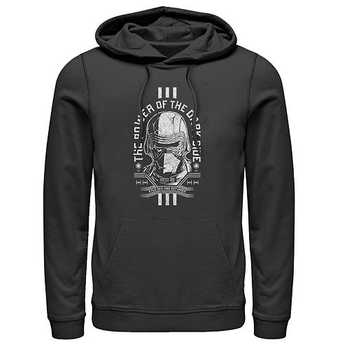 Men's Star Wars The Rise of Skywalker Kylo Ren Pullover Hoodie