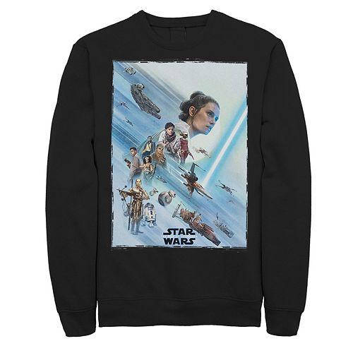 Men's Star Wars The Rise of Skywalker Rey Sweatshirt
