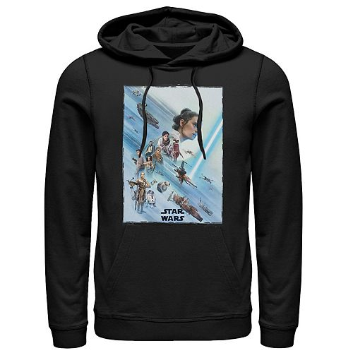 Men's Star Wars The Rise of Skywalker Rey Pullover Hodie