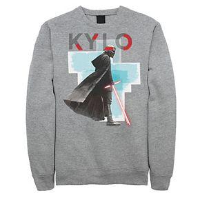 Men's Star Wars The Rise of Skywalker Kylo Ren Sweatshirt