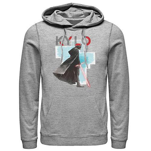 Men's Star Wars The Rise of Skywalker Kylo Ren Pullover Hoodie