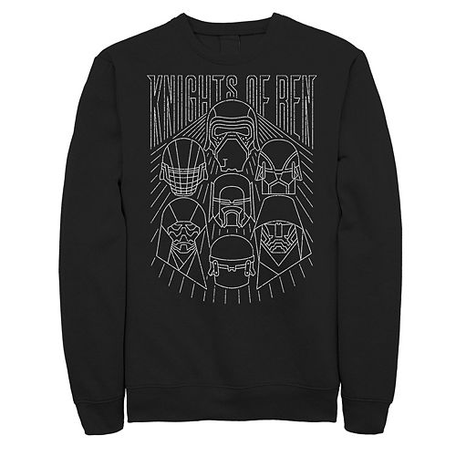 Men's Star Wars The Rise of Skywalker Knights of Ren Sweatshirt