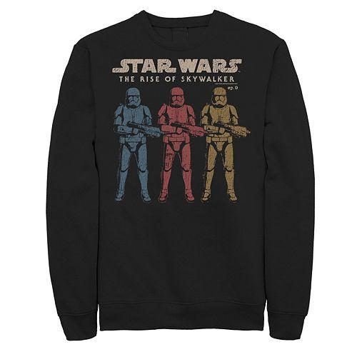 Men's Star Wars The Rise of Skywalker Stormtrooper Reflection Sweatshirt