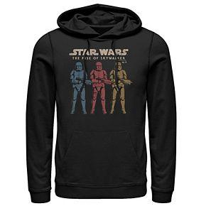 Men's Star Wars The Rise of Skywalker Stormtrooper Reflection Pullover Hoodie