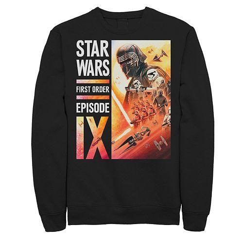 Men's Star Wars The Rise of Skywalker First Order Sweatshirt