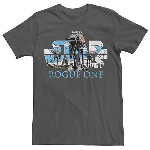 Men's Star Wars Rogue One AT-AT Tee