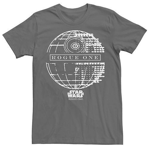 Men's Star Wars Rogue One Death Star Tee