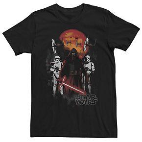 Men's Star Wars The Force Awakens Kylo Trooper Tee
