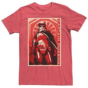 Men's Star Wars Captain Phasma Tee