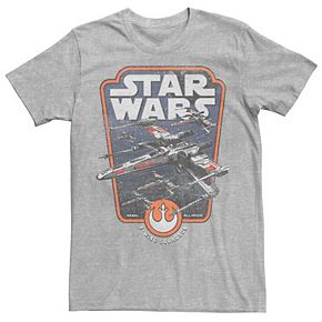 Men's Star Wars X-Wing Red Squadron Tee