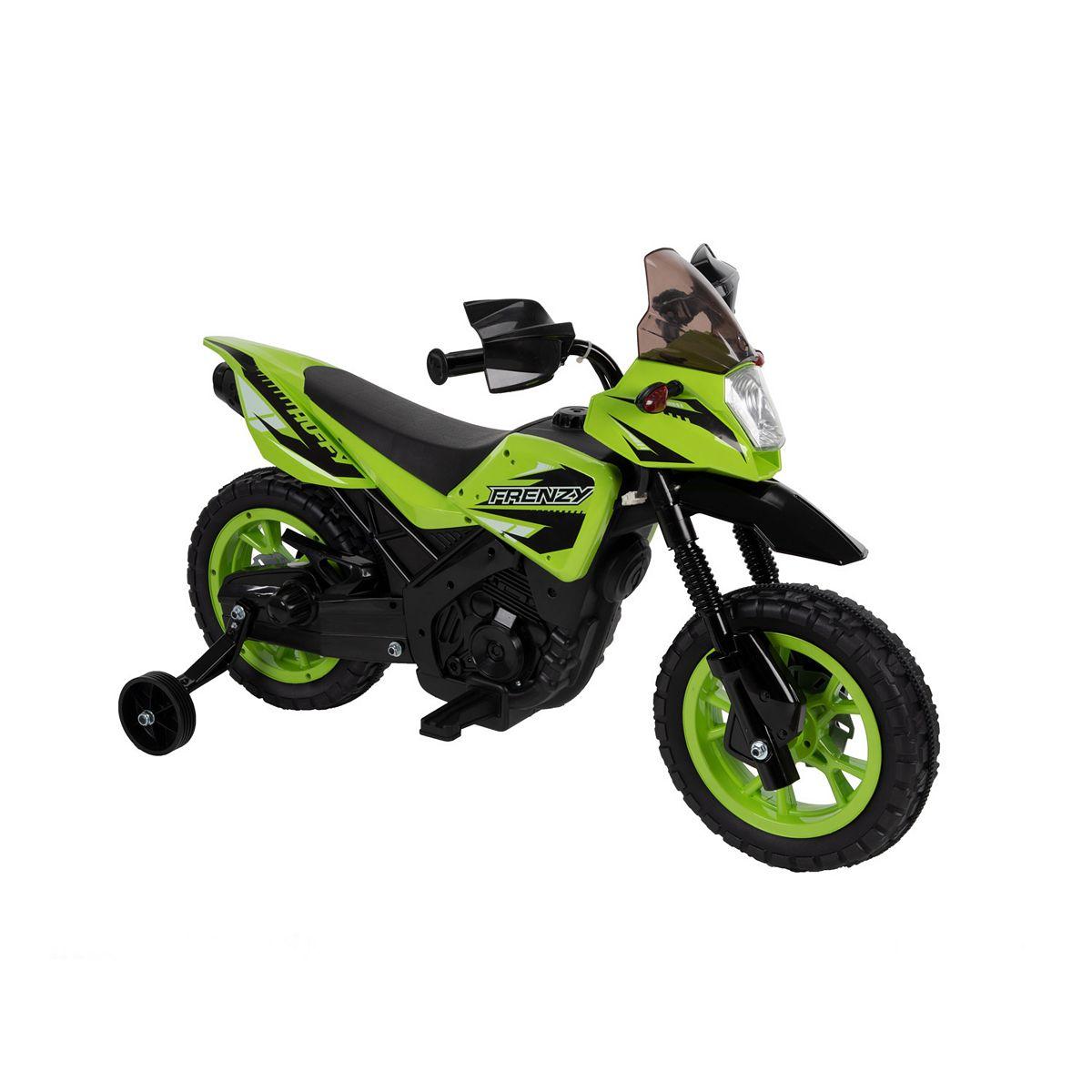 Huffy Frenzy 6V Motorcycle + $10.00 Kohls Cash