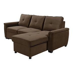 Serta Lancaster Multifunctional Sectional Sofa