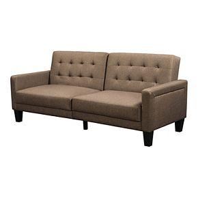 Serta Oxnard Multifunctional Futon Sofa