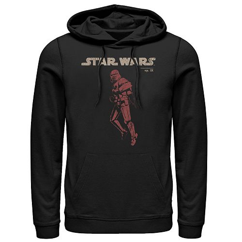 Men's Star Wars The Rise of Skywalker Retro Sith Trooper Pullover Hoodie
