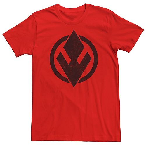Men's Star Wars The Rise of Skywalker Sith Trooper Logo Graphic Tee
