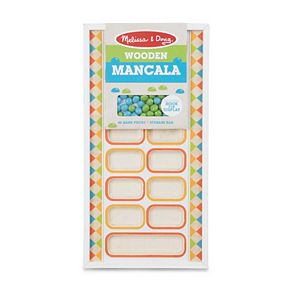 Melissa & Doug Wooden Mancala Board Game