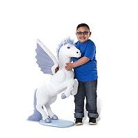 Deals on Melissa & Doug Large Plush Pegasus