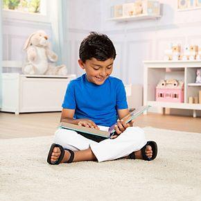 Melissa & Doug Children's Book - Poke-a-Dot: An Alphabet Eye Spy