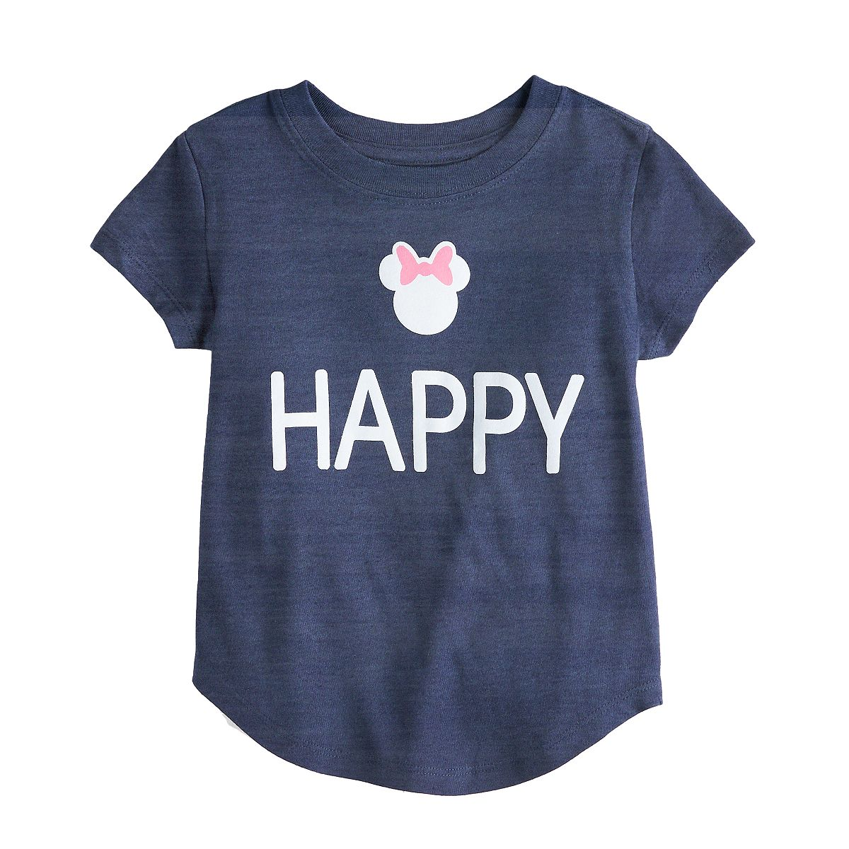 Disney's Mickey Mouse & Minnie Mouse Happy Place Graphic Tops by Family Fun Pnjcn