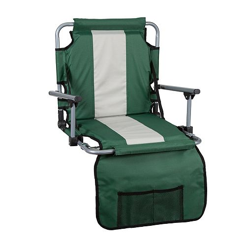 Stansport Foldable Stadium Seat with Arms