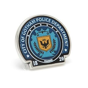 Men's DC Comics Gotham Police Lapel Pin