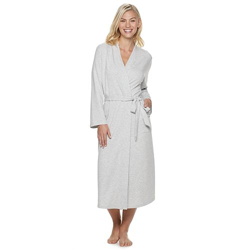 Women's SONOMA Goods for Life™ Long French Terry Robe