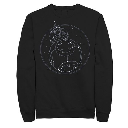 Men's Star Wars The Rise of Skywalker BB-8 Constellation Sweatshirt
