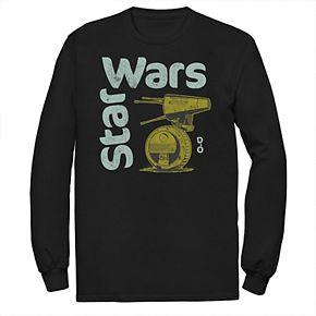 Men's Star Wars The Rise of Skywalker D-0 Roll Tee
