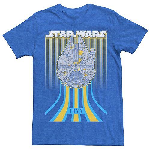 Men's Star Wars Retro Falcon Speed Tee