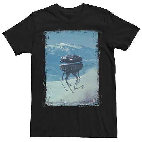 Men's Star Wars Imperial Drone Graphic Tee