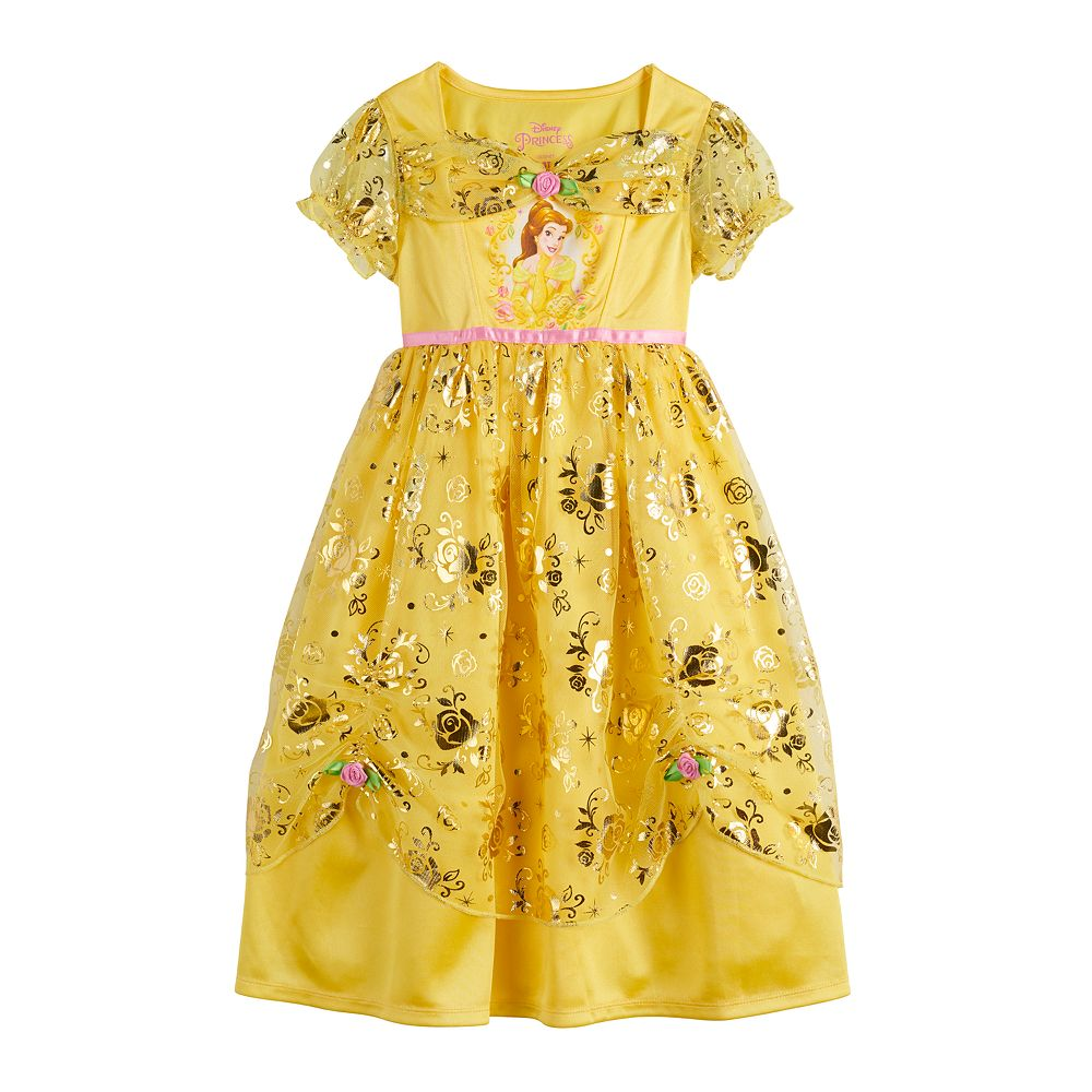 Disney's Beauty and the Beast Toddler Girl Belle Nightgown