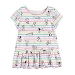 Disney's 101 Dalmatians Baby Girl Peplum-Hem Top by Jumping Beans®