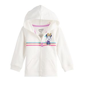 Disney's Minnie Mouse Baby Girl French Terry Hoodie by Jumping Beans