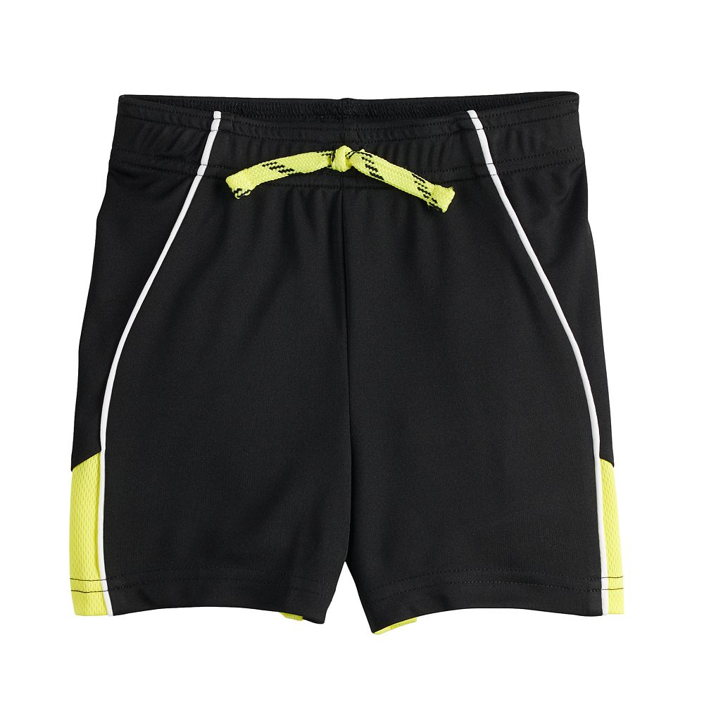 Baby Boy Jumping Beans® Piped Active Shorts