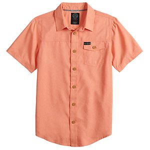 Boys 8-20 Wrangler Button-Up Shirt