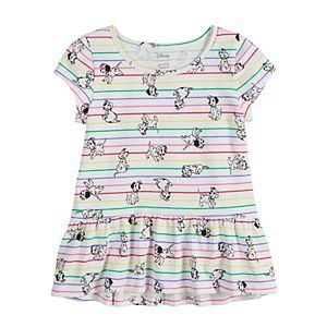Disney's 101 Dalmatians Toddler Girl Peplum-Hem Top by Jumping Beans