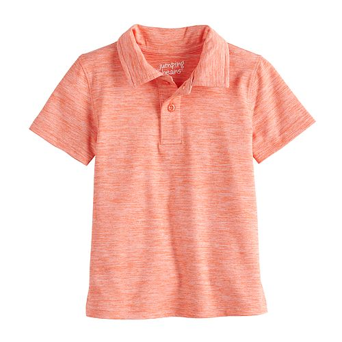 Baby Boy Jumping Beans® Active Polo