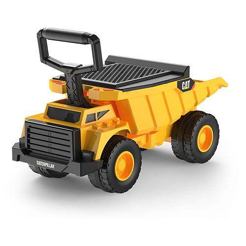 Kid Trax Caterpillar Shovel and Sift Dump Truck