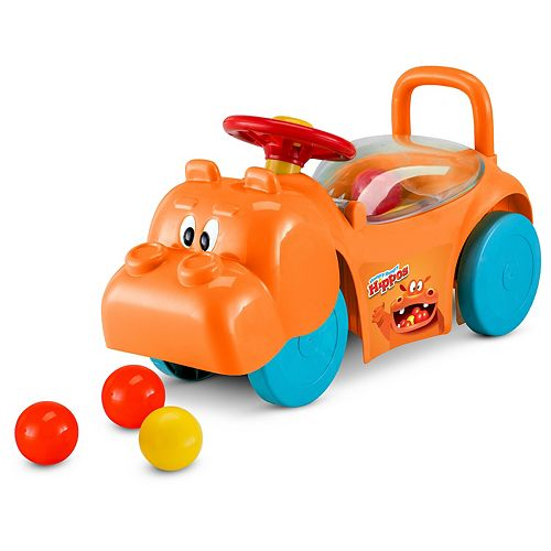 Kid Trax Hungry Hungry Hippos Activity Ride On
